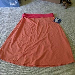 NWT Title Nine Swim Skirt, size large